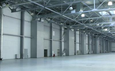 Capannoni Industriali: macchinari, prodotti e sporco a volontà!