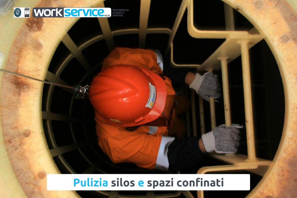 Pulizia silos e spazi confinati a Trieste? Vietato improvvisare