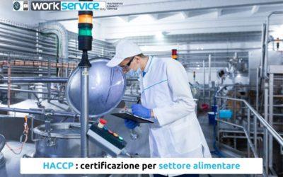 HACCP. Hai un'azienda che opera nel settore alimentare?