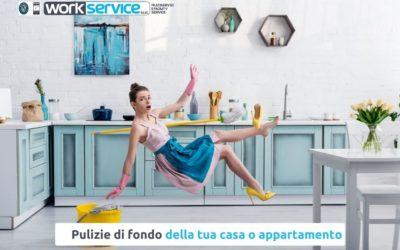 E' primavera, il tuo appartamento ha bisogno di una pulizia completa!